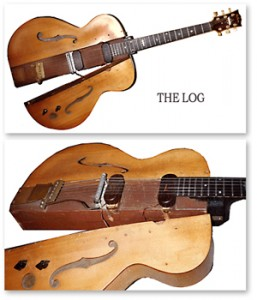 Les Paul's Guitar: The Log