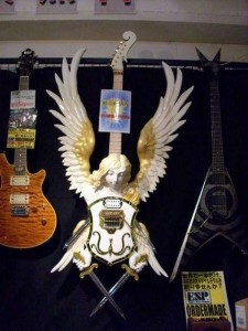 50 Of The Most Bizarre Guitars You'll Ever See • Play Guitar!