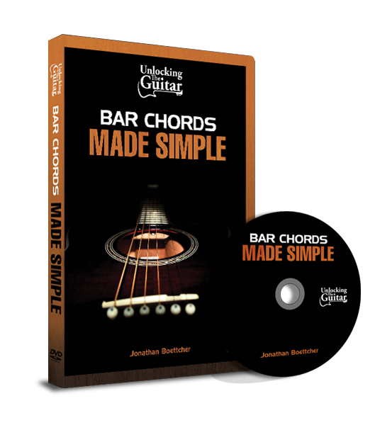 Learn how to play bar chords