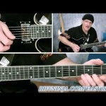 String Stretching Riff For Beginners