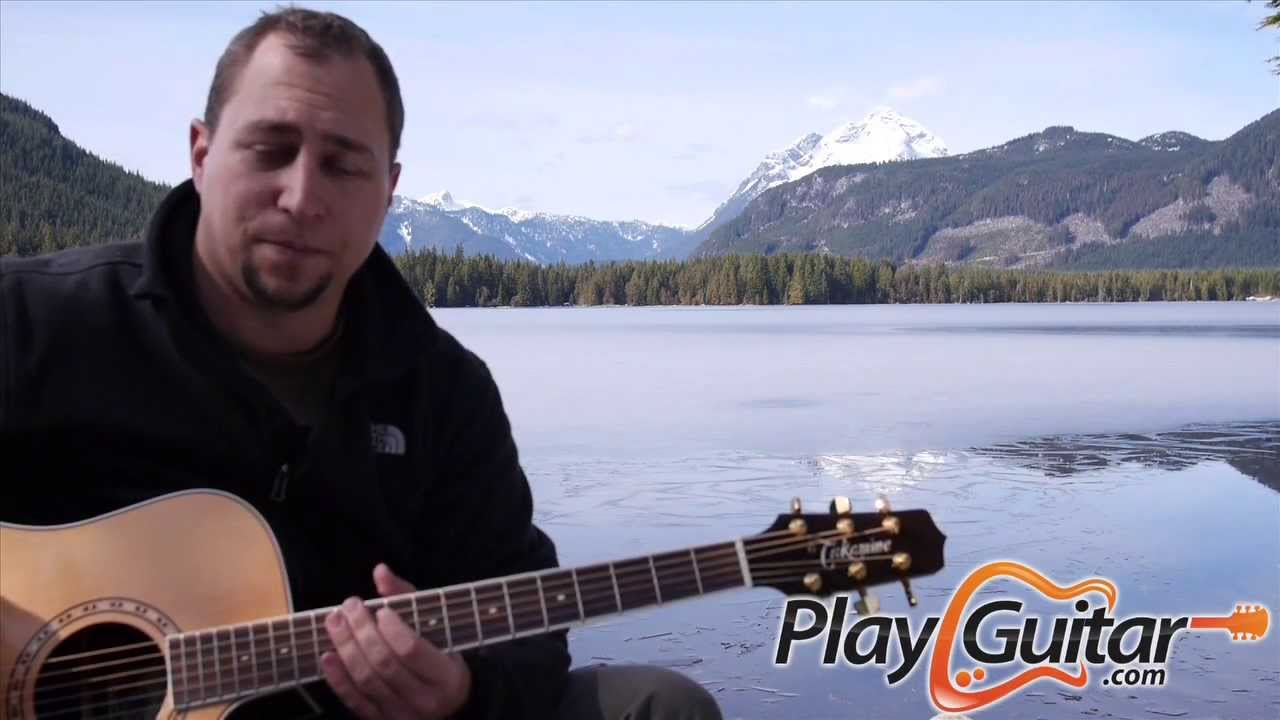 Cool Chord Progression 2 Riffs Play Guitar